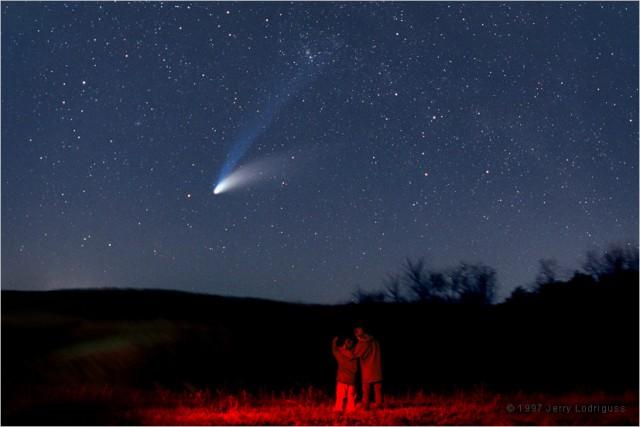 комета Хейла-Боппа