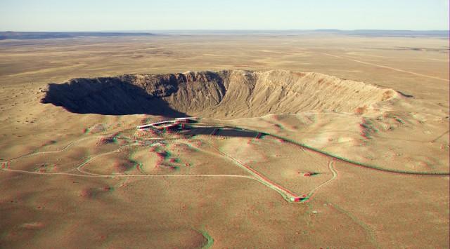 MeteorCrater3D